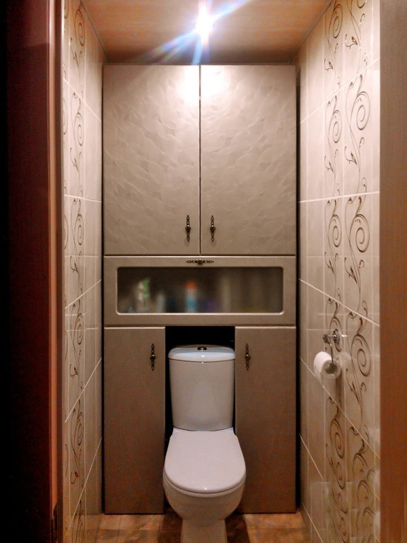 Скрытые люки в ванную и туалет в подольске